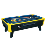 Great American Neon Lights Pool Table